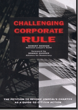 Challenging Corporate Rule