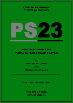 Political Analysis Through the Prince System - PS23